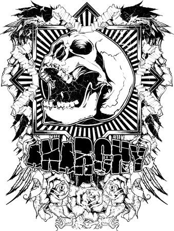 Anarchy scream