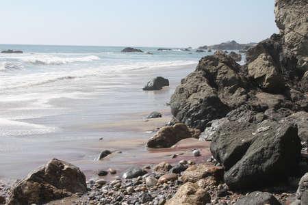 andrew: California Beach, Andrew Molera