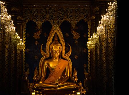 southeast asian ethnicity: Phra Buddha Chinnarat
