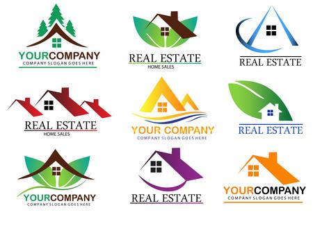 real estate: Set real estate