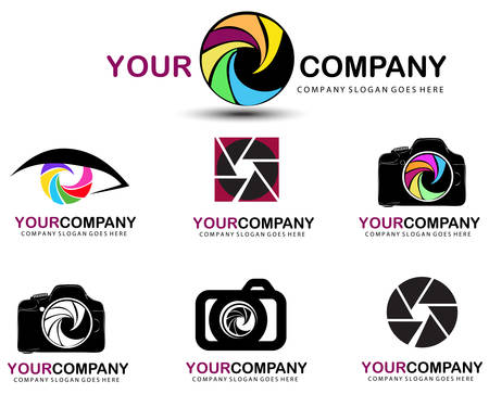 photography logo: Photography logo design