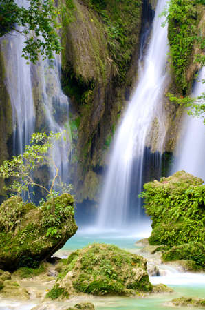 Waterfall and Nature Photography in the Philippines Reklamní fotografie