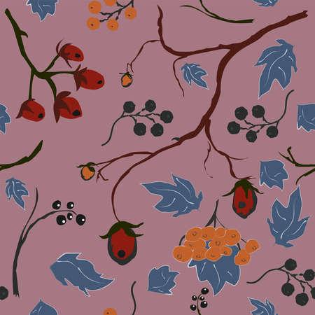 冬雪背景が果実に提出します。冬、メリー クリスマス コレクション。雪が降る。青色の背景色。 写真素材