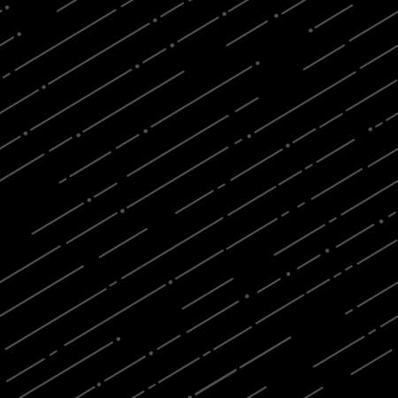 Seamless endless parallel diagonal overlapping pattern. Line seamless background.