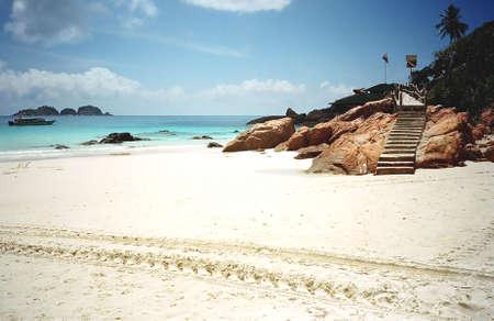 Scenery at Redang Island