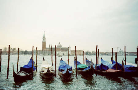 Church of St. Giorgio Maggiore in Venice, Italy