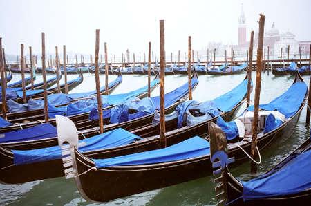 Gondola at venice, Italy
