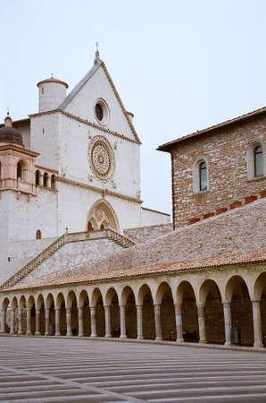 francis: Basilica of San Francis, Assisi, Italy