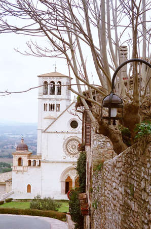 francis: Basilica of St. Francis, Assisi, Italy