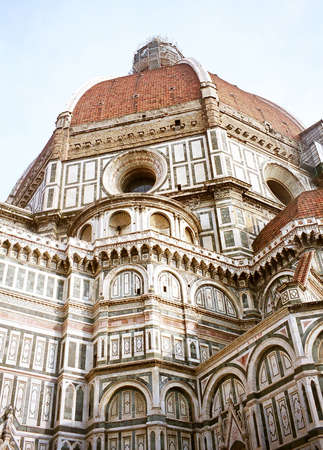 Duomo in Florence, Italy photo