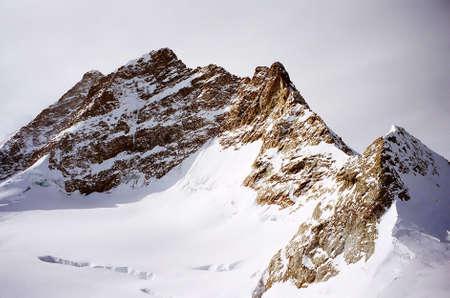 View at Jungfraujoch-Top of Europe