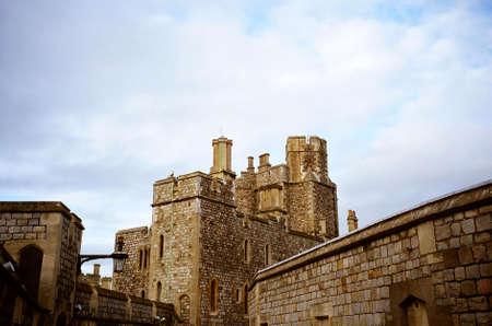 Windsor Castle in Windsor, England Stock Photo - 4773254