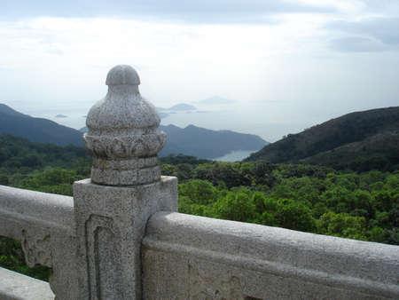 Scenery at Lantau Island, HK       photo