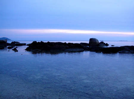 terengganu: Sunrise at Perhentian Island, Terengganu, Malaysia