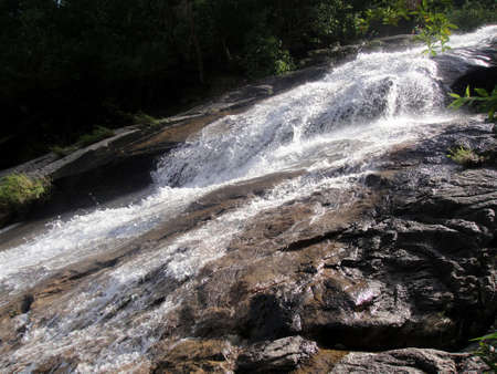 Waterfall on Gunung Ledang