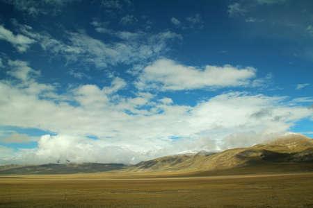 The scenery of Tibet, China.