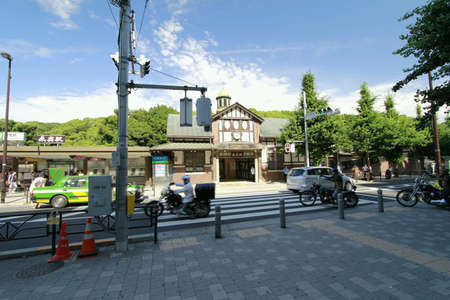 harajuku: Harajuku station tokyo