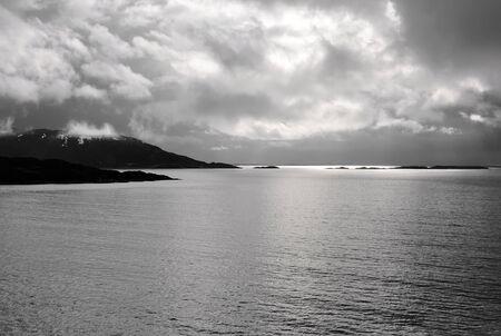 Kvalsundet Fjord - Norway