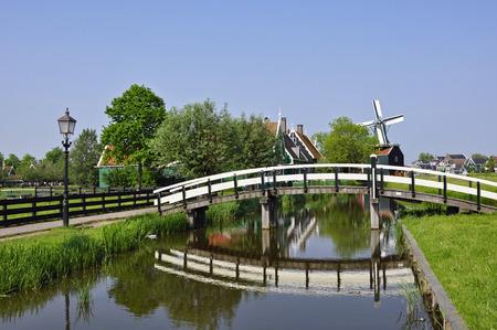 Windmills Zaanse Schans - The Netherlands