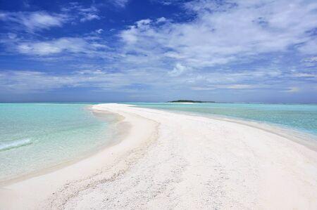 Beach sun sea at the madive
