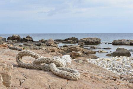 Nautical sea rope