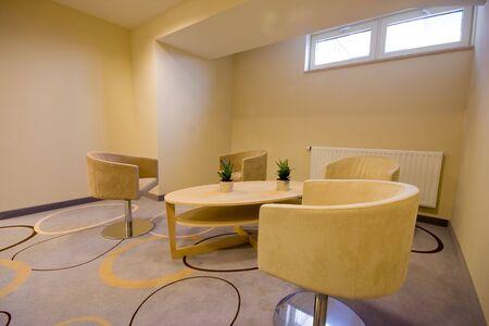 modern interior at home photo
