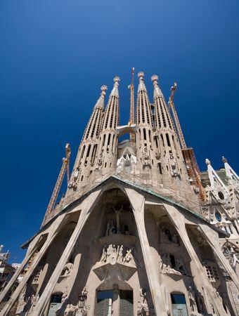 Sagrada Familia � Barcelone, Espagne. (A. Gaudy)  �ditoriale