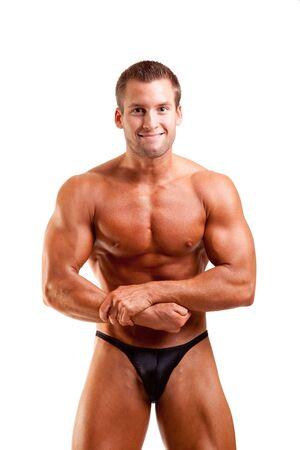young bodybuilder photo