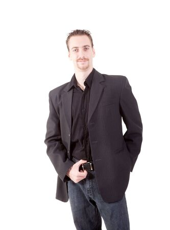 young businessman Stock Photo - 6027239