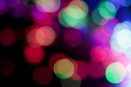 colorful fiber optic abstract background Stock Photo - 7471019