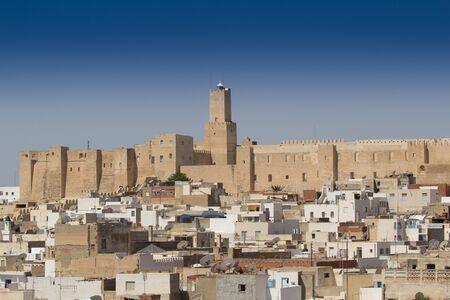 detail of Medina in Sousse, Tunesia