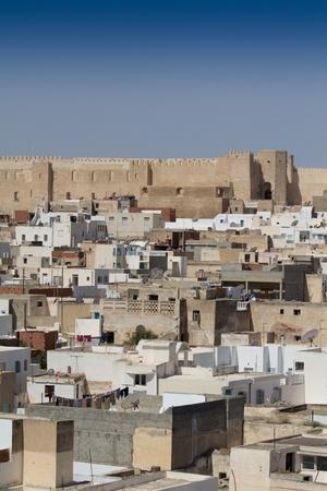 detail of Medina in Sousse, Tunesia photo