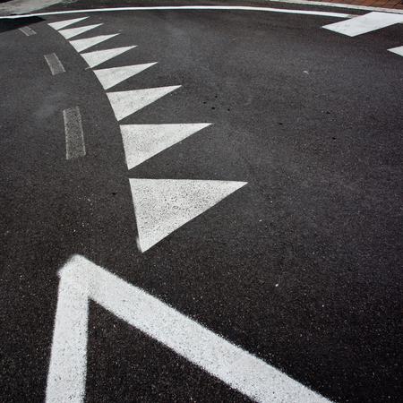 car race asphalt photo