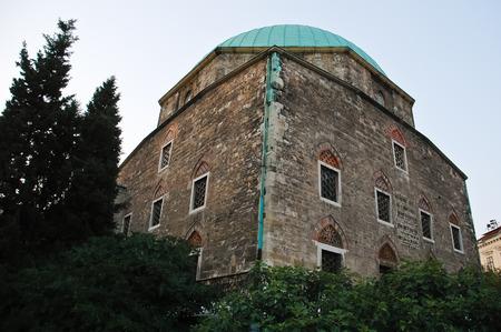 Tusrkish mosque, Pécs, Hungary
