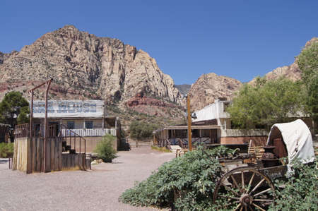 bonnie: Bonnie Springs NV Editorial