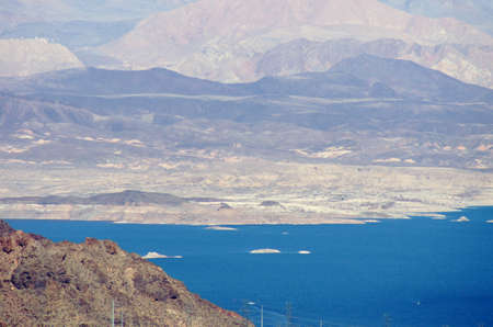 Lake Mead  Banco de Imagens