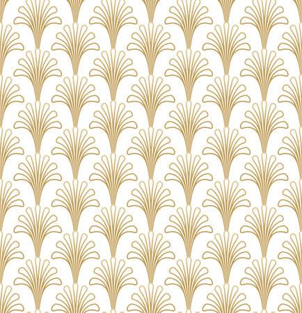 Geometric Gatsby Art Deco Pattern Design