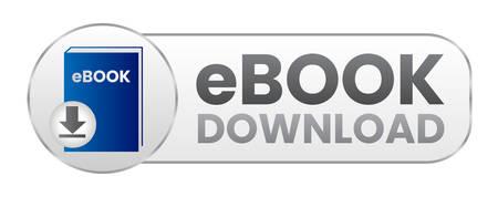 Ebook Download Button Foto de archivo - 147014078