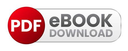PDF Ebook  Download Button Foto de archivo - 147129746