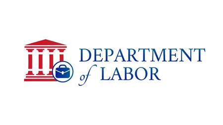 US Department of Labor Icon Illustration