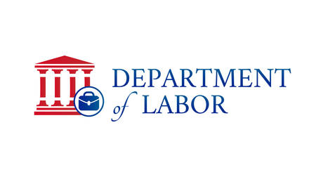 US Department of Labor Icon Illustration