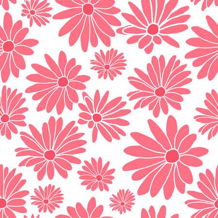 Margaret Flower Floral Textile Pattern Background
