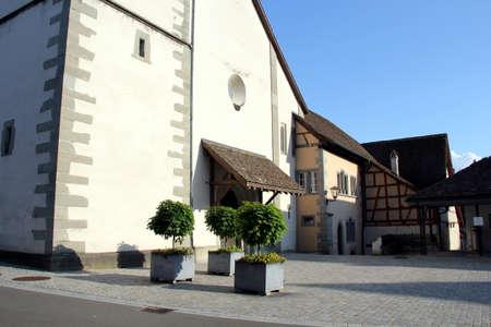Church Tower in Stein am Rhein