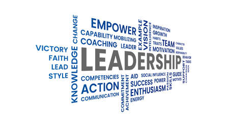 Leadership Perspective Word Cloud