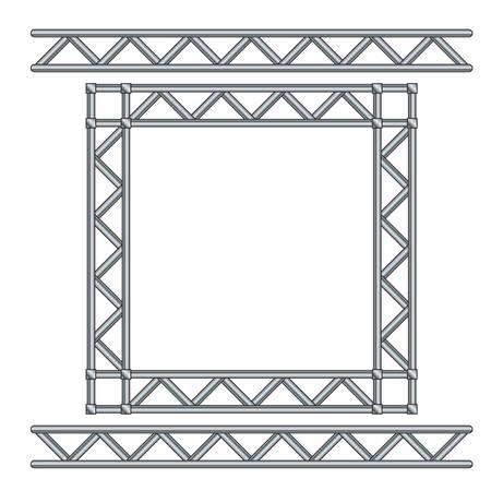 ベアリング: 金属のトラス