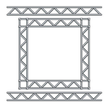 hardness: Metal Truss