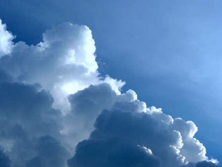 nebulosity: Cloud & Blue Sky