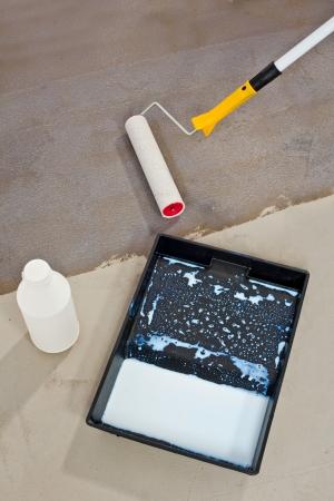Primer Concrete Floor For Waterproofing