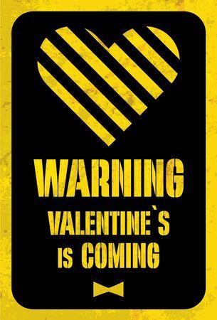 Warning Valentine