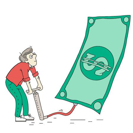 Pumping money